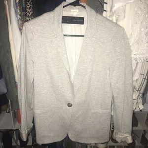 Grey Blazer from Zara